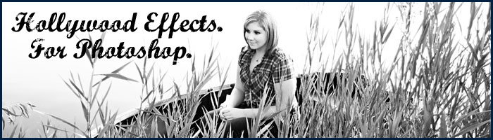 hollywood effects photoshop actions