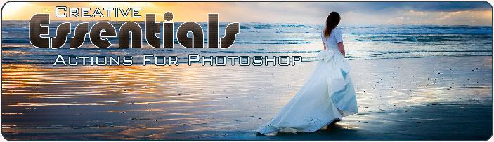 Creative Essentials Photoshop Actions  Now Available - Seim