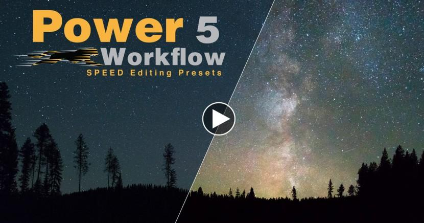 Power Workflow System for Lightroom