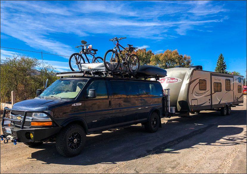 Building The Ultimate 4x4 Adventure Van