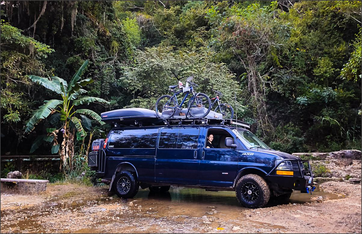 a45aa6cd1baf Building the Ultimate 4x4 Adventure Van!